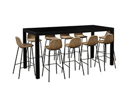 Parson High Dining Grouping