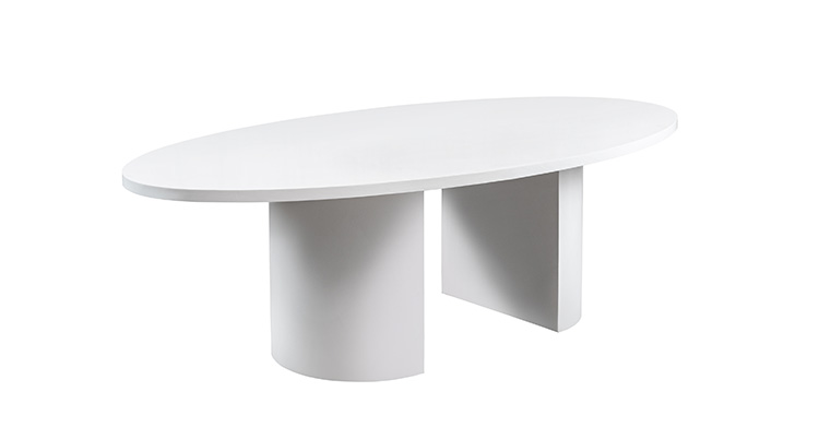 Oval Dining Table – Petite